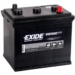 Batería Exide EU1406 6V...