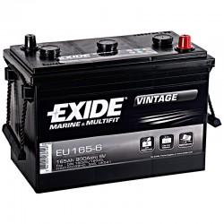 Batería Exide EU165-6 6V...