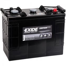 Batería Exide EU260-6 6V...